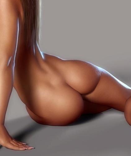 Красивые голые женские жопы фото